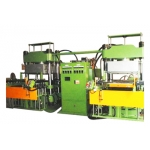 Hydraulic Rubber Forming Press