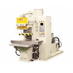 C Type Double Shuttle Table Injection Machine