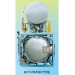 Hot Water Rotary Retort
