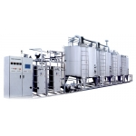 The automatic CIP cleaning system