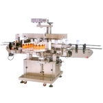 TWO SIDES LABELING MACHINE