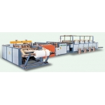 Auto. Cutting, Sewing & Printing Machine (2-6 Colors)