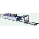 Single Side 2-6 Colors Piece by Piece Printing Machine - Lengthwise Bag Feeding System
