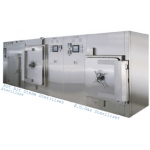 Hot air sterilizer machinery