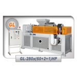 Extruding / Rubbing Dryer