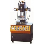 Hot stamping & Embossing Machine with automatic input & output of working table
