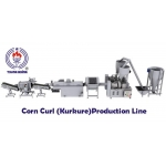 Corn Curl (Kurkure) Production Line