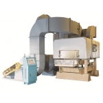 Dryer / Roaster - Big Scale Continuous Fluidized Bed Type