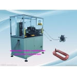 flat magnetic coil winding machine