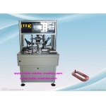 automatic magnetic field coil wrapping machine