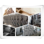 tapioca starch production machine line with low price