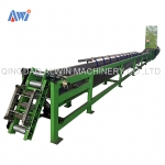 Automatic tyre tube extruder production line