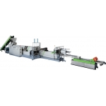 Squeezing Film Pelletizing Machine and Plastic Recycling Machines