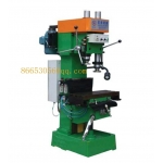 XIANGDE Vertical Double Shaft Drilling and Tapping Machine XDJ-270L