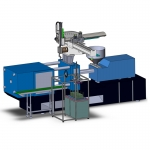 In-Mold-Labelling Automation