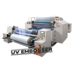 high-quality uv led hologram embosser for graphic and label printing industry